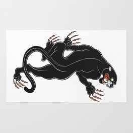 The Panther Rug