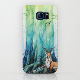 """""""At the tree's feet"""" iPhone Case"""