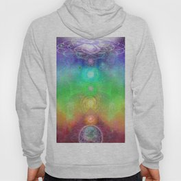 Chakra Activation Geometry Template Hoody