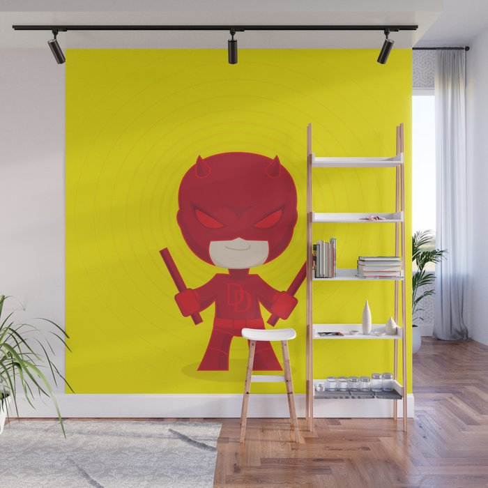 Daredevil Wall Mural