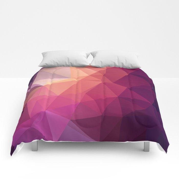 VerticalDiamond Comforters