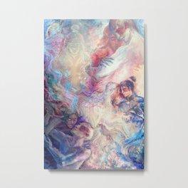 ZKM'17 - Oceans Metal Print