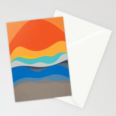 Meet You Here Stationery Cards