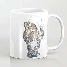 untitled (from the stone maiden series) Coffee Mug