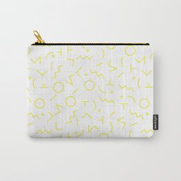 MEMPHIS II ((sunshine yellow)) Carry-All Pouch