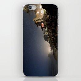 Starry Beach iPhone Skin