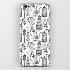 Alice Encounters iPhone & iPod Skin