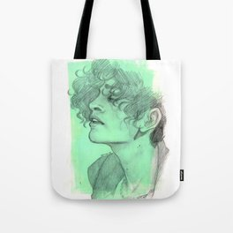 Bubblegum Punk Tote Bag