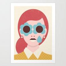 20/20 (1960s) Art Print