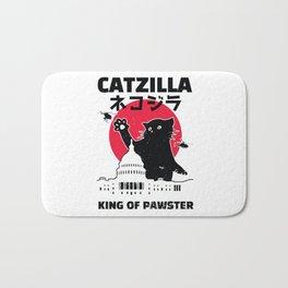 Catzilla Bath Mat