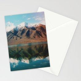 New Zealand Glacier Landscape Stationery Cards