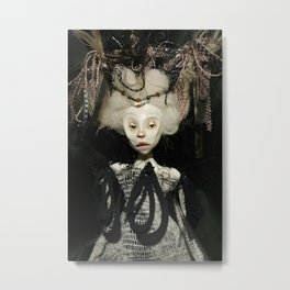 art doll Metal Print