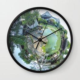 Tinyplanet-Master of Nets Garden Wall Clock