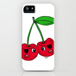 My Cherie_matey iPhone Case