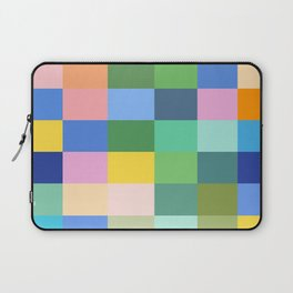 Shades of Spring Green Laptop Sleeve