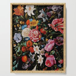 Night Garden XXXVI Serving Tray