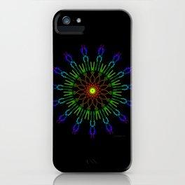 Raay Mandalla 1103 iPhone Case