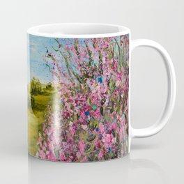 Heart of April Coffee Mug