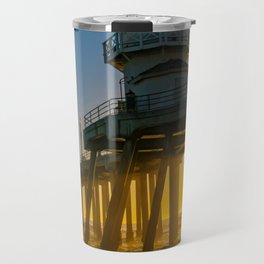 Seagull Photo Bomb Travel Mug