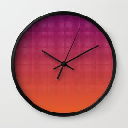 gray boogers Wall Clock