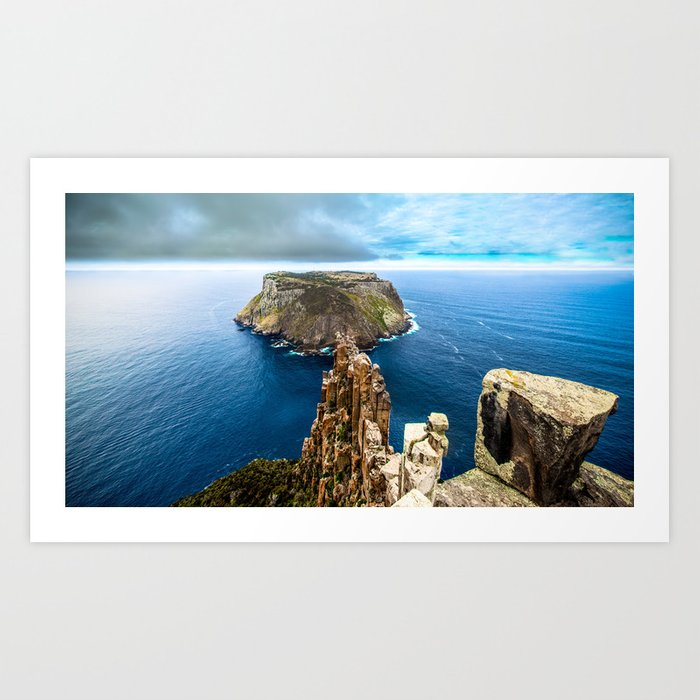Tasman Island Lighthouse Art Print
