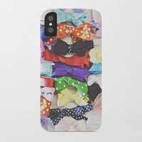 bows iPhone & iPod Cases featuring Bows by Libertad Leal Photography