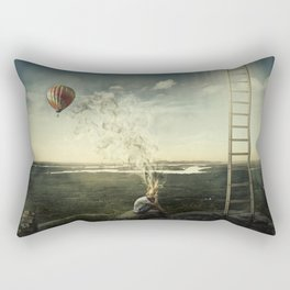 artist imagination Rectangular Pillow