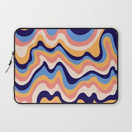 squiggly mars_ambivalent palette Laptop Sleeve