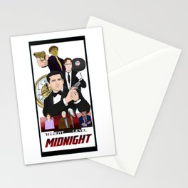 Threat Level Midnight Stationery Cards