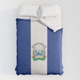 Flag of Abidjan Comforters