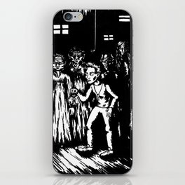 A step into Oblivion iPhone Skin