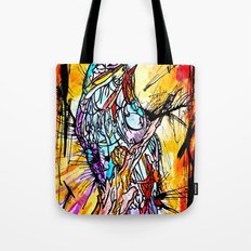 The Beautiful Bird Is The One Who Gets Caged Tote Bag