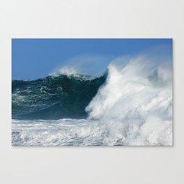 Tidal Weaver Canvas Print