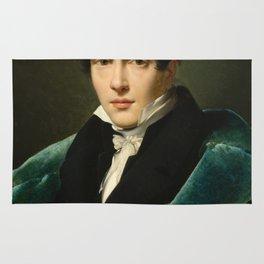 Alexandre Dubois-Drahonet - Portrait of Monsieur Gest Rug