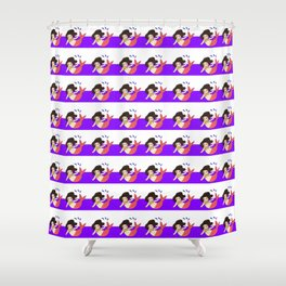 Hello Sailor Shower Curtain