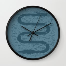 River Spirit Wall Clock