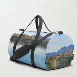 Hyrum Damn in the Spring Duffle Bag