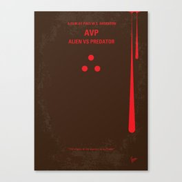 No148 My AVP mmp Canvas Print