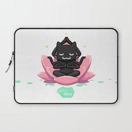 Purrfect Balance Laptop Sleeve