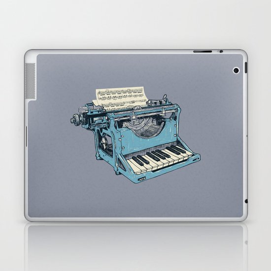 The Composition. Laptop & iPad Skin