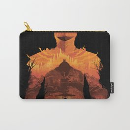 Time to Praise the Sun Carry-All Pouch