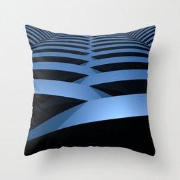 Discs aka Disks Throw Pillow