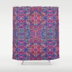 Digital Camo Shower Curtain