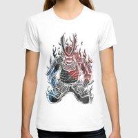 murakami T-shirts featuring Samurai  by Mikio Murakami