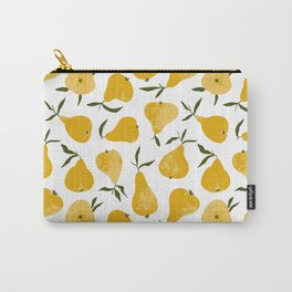 Yellow pear Carry-All Pouch