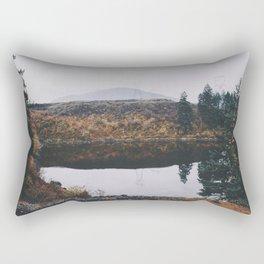 Gillette Lake II Rectangular Pillow