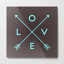 Love Arrows 03 Metal Print
