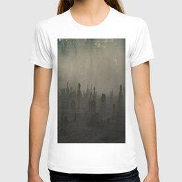 Dark And Dank Fog T-shirt