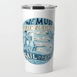 Learn to Sail Travel Mug