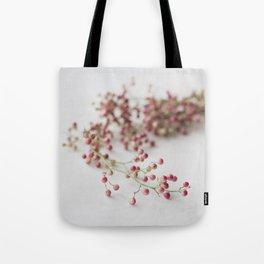 Pink Pepper Tote Bag